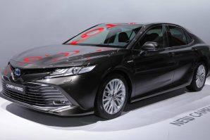 Toyota Camry – povratak na evropsko tržište nakon 14 godina, i to isključivo kao Hybrid [Galerija i Video]