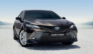 Toyota Camry Hybrid [2018]