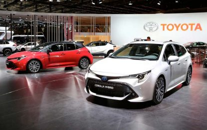 U dva karoserijska oblika i sa dva hibridna pogona predstavljena nova Toyota Corolla sa 60% čvršćom karoserijom [Galerija i Video]