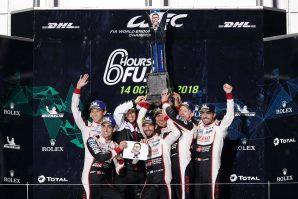 Dvostruka pobjeda za Toyota Gazoo Racing na trci 6 Hours of Fuji
