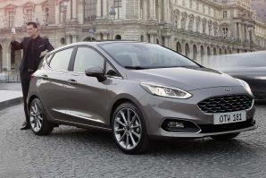 Na evropskom tržištu u septembru putnički Fordovi u padu, a laki komercijalci u porastu
