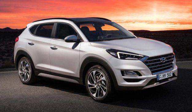 Hyundai Tucson [2018]