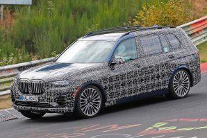 Alpina X7 M – vjerovatno najjači dizelski SUV