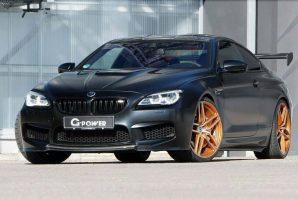 G-Power BMW M6 – trkaći automobil za cestovnu upotrebu