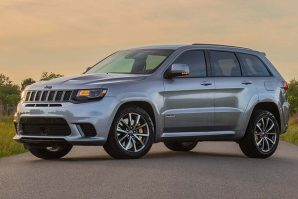 Hennesseyev Jeep Grand Cherokee Trackhawk sa 1.214 KS ubrzava do 100 km/h za manje od 2,5 sekundi [Video]