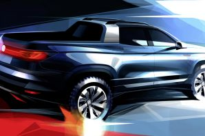 Volkswagen uskoro predstavlja konceptni subkompaktni pick-up izgrađen na MQB platformi
