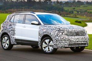 Zvanično predstavljanje Volkswagena T-Crossa najavljeno za 25. oktobar [Galerija]
