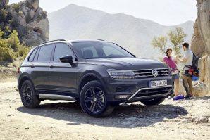 Volkswagen predstavio posebno izdanje Tiguana – Volkswagen Tiguan Offroad