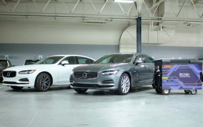 Volvo Cars Tech Fund investira u kompaniju FreeWire