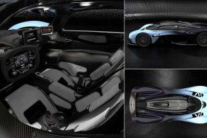 Aston Martin Valkyrie uskoro ulazi u proizvodnju [Galerija]