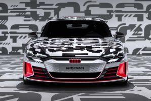 Atraktivni električni Audi e-tron GT Concept biće predstavljen na Los Angeles Auto Show 2018