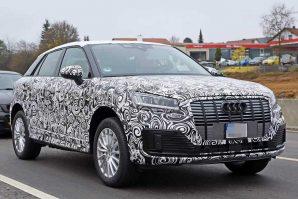 Audi Q2 E-Tron Electric – cestovni testovi u Njemačkoj [Galerija]