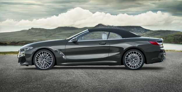 BMW 8 Series Convertible [2018]