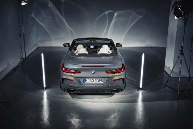 BMW 8 Series Convertible [2018]