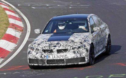 BMW M3 možda i sa manuelnim mjenjačem [Galerija]