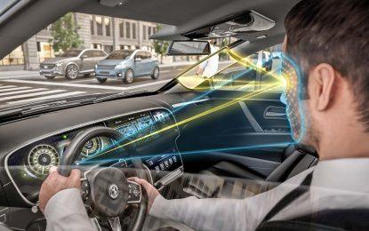 "Continental razvio Virtuelni ""A"" stub, kojim eliminiše ""mrtve uglove"" iza ""A"" stuba automobila"