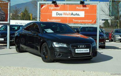 Razvoj brenda Das WeltAuto na Bh. tržištu i primamljiva prodajna akcija