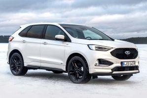 Sa novim motorom 2.0 EcoBlue proširena ponuda SUV-a Ford Edge na evropskom tržištu [Galerija]