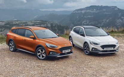 Ford Focus Active – a(tra)ktivno proširenje ponude [Galerija i Video]