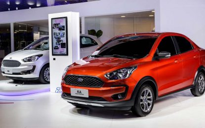 Ford Ka Urban Warrior Concept – od svega po malo [Galerija i Video]