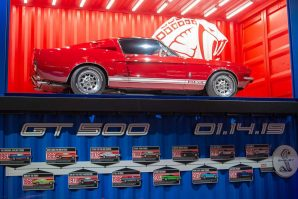 Novi Ford Mustag Shelby GT500 ipak sa više od 700 KS [Galerija i Video]