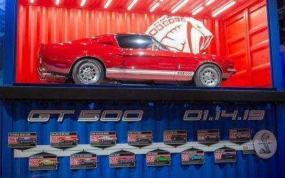 Novi Ford Mustag Shelby GT500 ipak sa više od 700 KS [Galerija i Video]