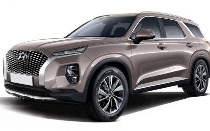 Uskoro zvanično predstavljanje velikog SUV-a Hyundai Palisade sa tri reda sjedišta