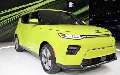 Kia na sajmu automobila u Los Angelesu, pored novog CUV-a Soul, predstavila i električnu varijantu – Kia Soul EV [Galerija]