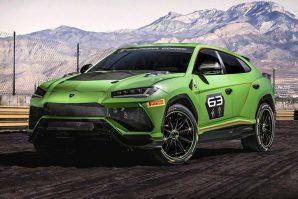 Lamborghini Urus ST-X Concept – prvi Super SUV za trke [Galerija i Video]