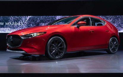 """Predstavljena nova Mazda3 koja označava """"početak nove ere"""" [Galerija i Video]"""