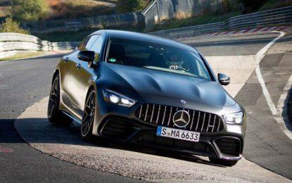 Mercedes-AMG GT 63 S 4Matic+ – najbrži serijski četverosjed na Nürburgringu [Video]