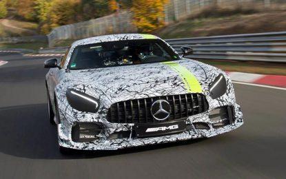 Mercedes-AMG GT R Pro – teaser prije premijere