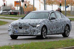 Mercedes-Benz priprema novu C-klasu
