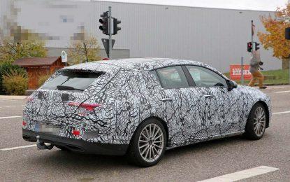 Novi Mercedes CLA Shooting Brake i kao hibrid [Galerija]
