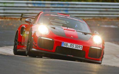 Novi rekord na Nürburgringu: Porsche 911 GT2 RS MR – najbrži cestovni automobil [Video]