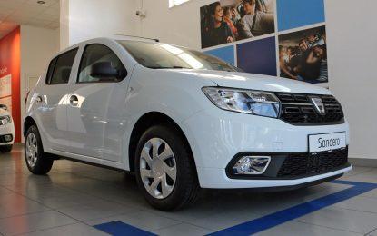 Popularni Dacia Sandero sa bogatom opremom u novoj prodajnoj akciji dostupan po atraktivnijoj cijeni