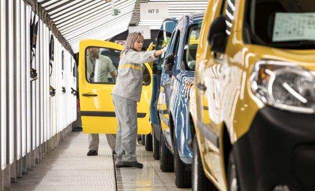 Renault-Nissan-Mitsubishi – proizvodnja lakih komercijalnih vozila u Francuskoj [Galerija]