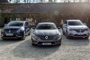 """Renaultovi luksuzni modeli obogaćeni """"zelenijim"""" benzinskim i dizelskim motorima"""