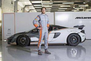 Sparco McLaren SP16+ – trkaći kombinezon od 600 grama