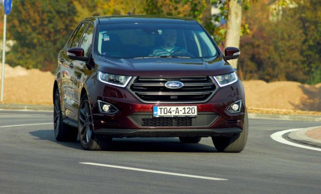 TEST – Ford Edge Sport 2.0 TDCi (210) Powershift AWD
