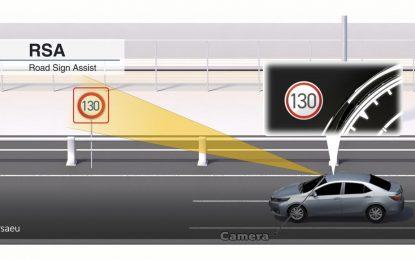 Toyota isporučila 10 miliona vozila sa sistemom Toyota Safety Sense