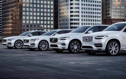 Volvo Cars u oktobru povećao prodaju za 11,8%