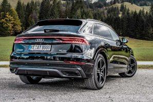 Nova Abtova dizelska snaga za upečatljivi Audi Q8 50 TDI [Galerija]