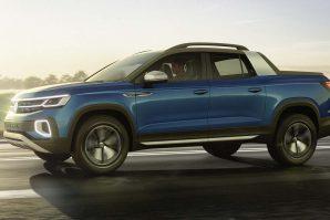 Volkswagen predstavio avantgardni Pick-Up Tarok Concept u São Paulu [Galerija i Video]