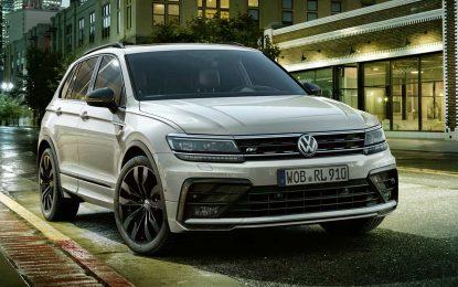 "Popularni Volkswagen Tiguan bogatiji za novi atraktivni paket opreme ""Black Style"" R-Line"