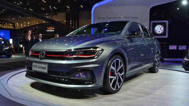 Volkswagen Virtus GTS Concept [2018]