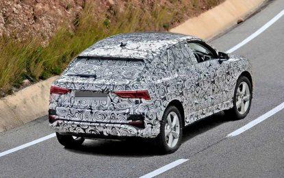 Špijunski fotografi uspjeli snimiti Audi Q4 sa malo manje kamuflaže