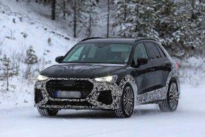 Ekstremna varijanta Audi RS Q3 je već u testnoj fazi, a na tržištu će se pojaviti… [Galerija]
