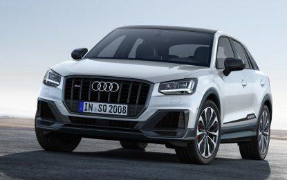 Predstavljen Audi SQ2 u duhu sporta u malom pakovanju [Galerija i Video]