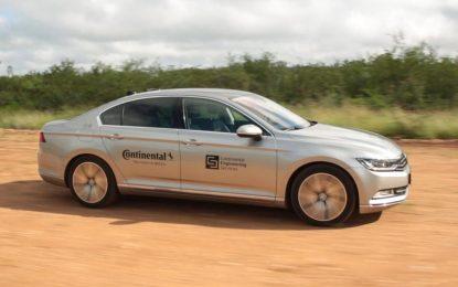Continental razvija prvi automobil bez vozača namijenjen testiranju guma [Video]